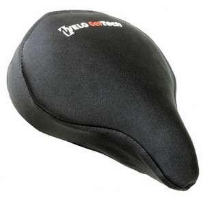 Sunlite Bicycle Gel Seat Cover Cruiser/Exerciser Black