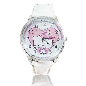 Cute Quartz HelloKitty Love Students Girl Children Ladies Wrist Watch