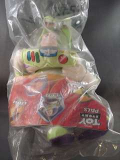 Burger King Buzz Lightyear Plush 9 inches tall