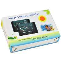 10A Solar Panel Street garden path Light Charge Controller Regulator