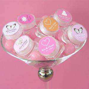 24 Personalized Hand Cream Wedding Bridal Shower Favors