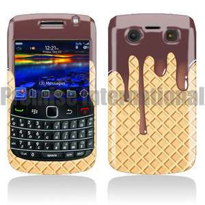 Chocolate Dip Ice Cream Hard Case Cover For Blackberry Bold 9700 9780