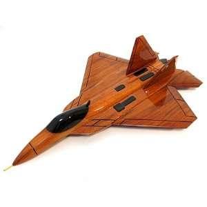 F 22 Stealth Raptor Fighter Jet Display Model Airplane