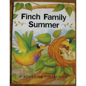 Finch Family Summer (A Sunshine Collection) (Level 5