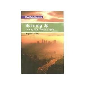 Burning Up: Losing Our Ozone Layer (9780757824531): Rigby: Books
