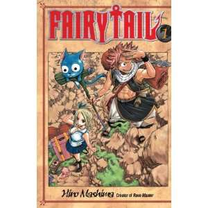 Fairy Tail, Vol. 1 (9780345501332): Hiro Mashima: Books