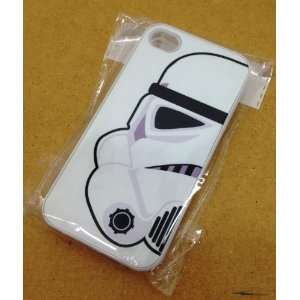 Star Wars Storm Trooper Apple iPhone 4 + 4s White Case
