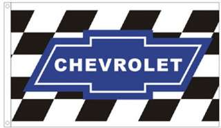 X5 CHEVROLET CHEVY RACING LOGO CAR DEALER BANNER FLAG SIGN