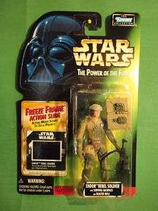 Star Wars Kenner action figure carded Endor Soldier
