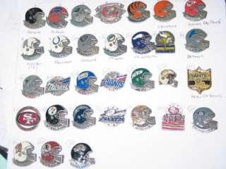 SuperTampa Bay Buccaneers Football Helmet Metal Pin   (Pre 1996