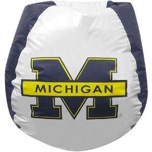 Bean Bag Boys Michigan Wolverines Bean Bag Chair