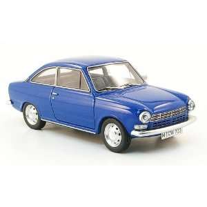 DAF 55 Coupe, 0, Model Car, Ready made, Neo Scale Models 1