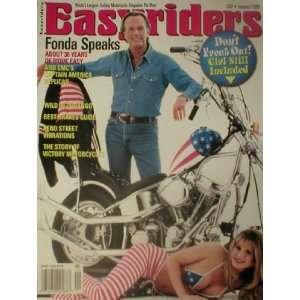 Easyriders Magazine Jauary 1999: Easyriders: Books