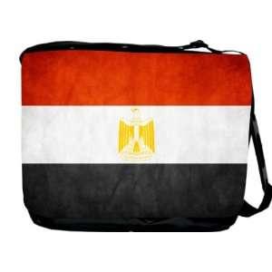 Rikki KnightTM Egypt Flag Messenger Bag   Book Bag   Unisex   Ideal