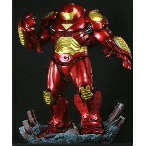 Hulkbuster Bowen Designs Iron Man Statue Sculpted By the