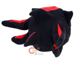 Sega Sonic Shadow Plush Hat Costume Beanie 3