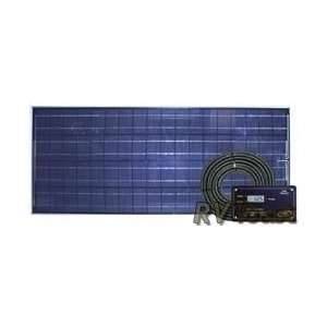 GoPower Electric RV Solar Kit 120W   S028 559556: Automotive