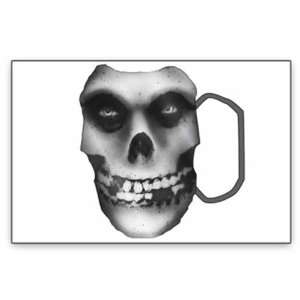 THE MISFITS FIEND SKULL BELT BUCKLE: Home & Kitchen
