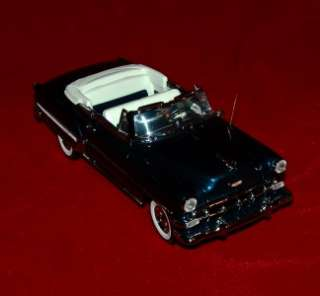 DIE CAST REPLICA MODELS 118 CHEVROLET BEL AIR 1954 MAGNIFICENT MODEL