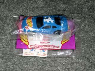McDonalds Happy Meal #7 Hot Wheels NASCAR #44 Kyle Petty