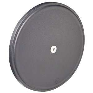 Arlen Ness Smooth Steel Air Filter Cover for Metrics   Color  chrome