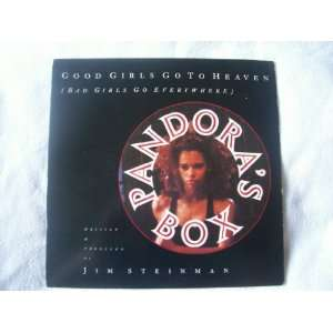 PANDORAS BOX Good Girls Go To Heaven UK 7 45: Pandoras