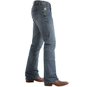 Cinch Mens Dooley Jeans Dark Blue MB93034002