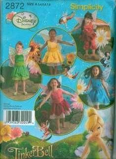 Simplicity Walt Disney Princess Costume Sewing Pattern