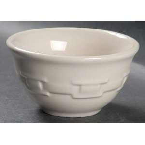 Traditions Ivory Dessert Bowl, Fine China Dinnerware Kitchen & Dining