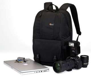 LowePro Fastpack 250 ◀ Camera/Laptop Backpack Black