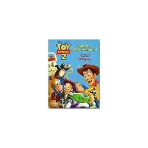 Toy Story 2 Juntos para siempre! Libro para colorear 24