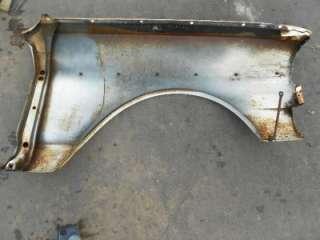 62 65 Chevy Nova Left Fender w/Trim Good Shape 63 64