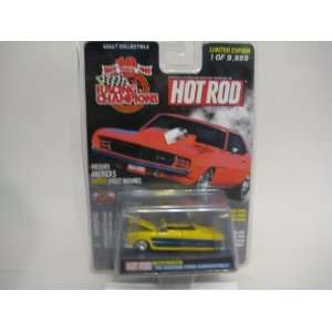 Racing Champion Hot Rod 50 Custom Ford Convertible Issue