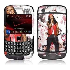 Curve (8520/8530) Lil Wayne   Graffiti Cell Phones & Accessories