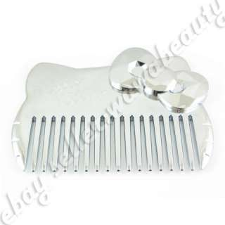 Sanrio Hello Kitty Wide Tooth Large Comb Hair Brush Limited Edition