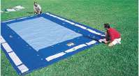 10x23 KD Pools Portable Above Ground Swimming Pool
