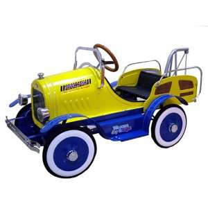 Pedal Car Tow Truck Toys & Games