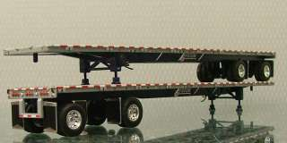 FLATBED W/O TOOLBOX MULTIPLE COLORS & 14 CONFIGURATIONS 1/64