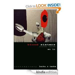 blood sisters (poems for inner rooms): ai li:  Kindle Store