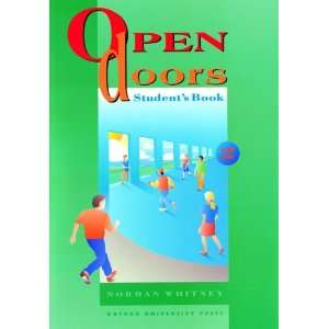 Open Doors Pb (9780194356046): Norman Whitney: Books