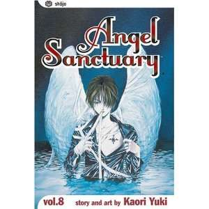 Angel Sanctuary, Vol. 8 (9781591167990): kaori Yuki: Books