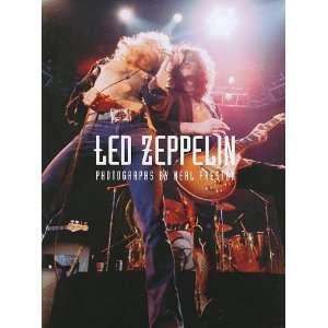 Led Zeppelin [Paperback] Neal Preston Books