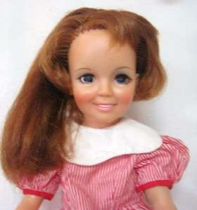 VINTAGE 1968 CRISSY IDEAL DOLL GROWS HAIR