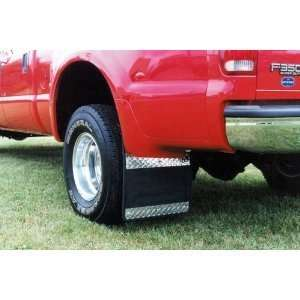 Custom Fit Dually 19 x 24 Mud flaps / guards, Custom Fit Automotive