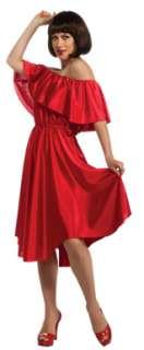 Saturday Night Fever Red Dress Costume