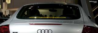 CUSTOM VINYL DECAL LETTERING ANY TEXT 4 CAR TRUCK