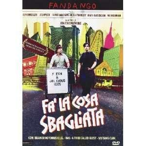 Fa La Cosa Sbagliata: Ben Kingsley, Famke Janssen, Method