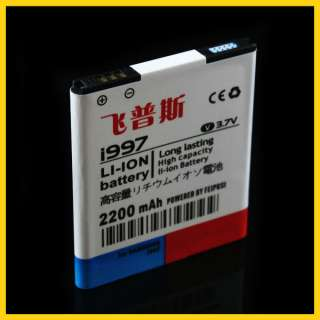 i997 High Power Capacity Battery For Samsung Cell phone Infuse 4G NEW