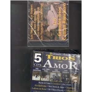 Others, Los Panchos, Los Dandys, Los Tres Reyes Tres Diamantes: Music