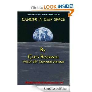 DANGER IN DEEP SPACE By Carey Rockwell (THE TOM CORBETT SPACE CADET